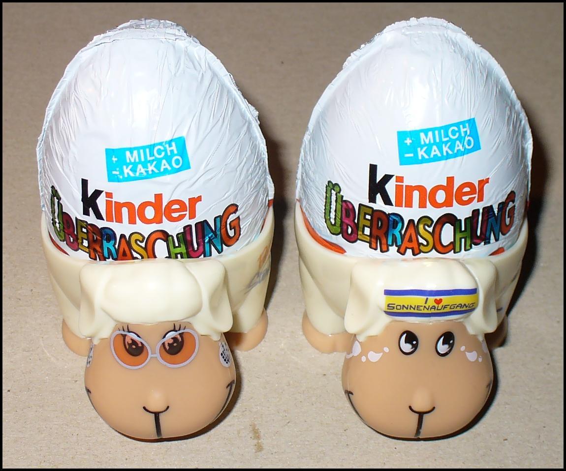 Kinder Eierbecher